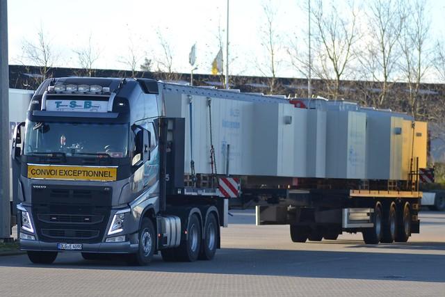 Volvo FH4 - TSB Transport Service Beitinger - D  DLG E 4090