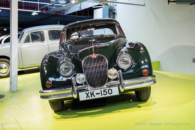 Jaguar XK 150 Fixed Head Coupé - 1957