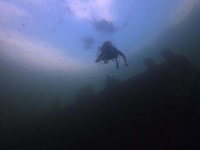 Florida Keys December 30 Dive Report AM