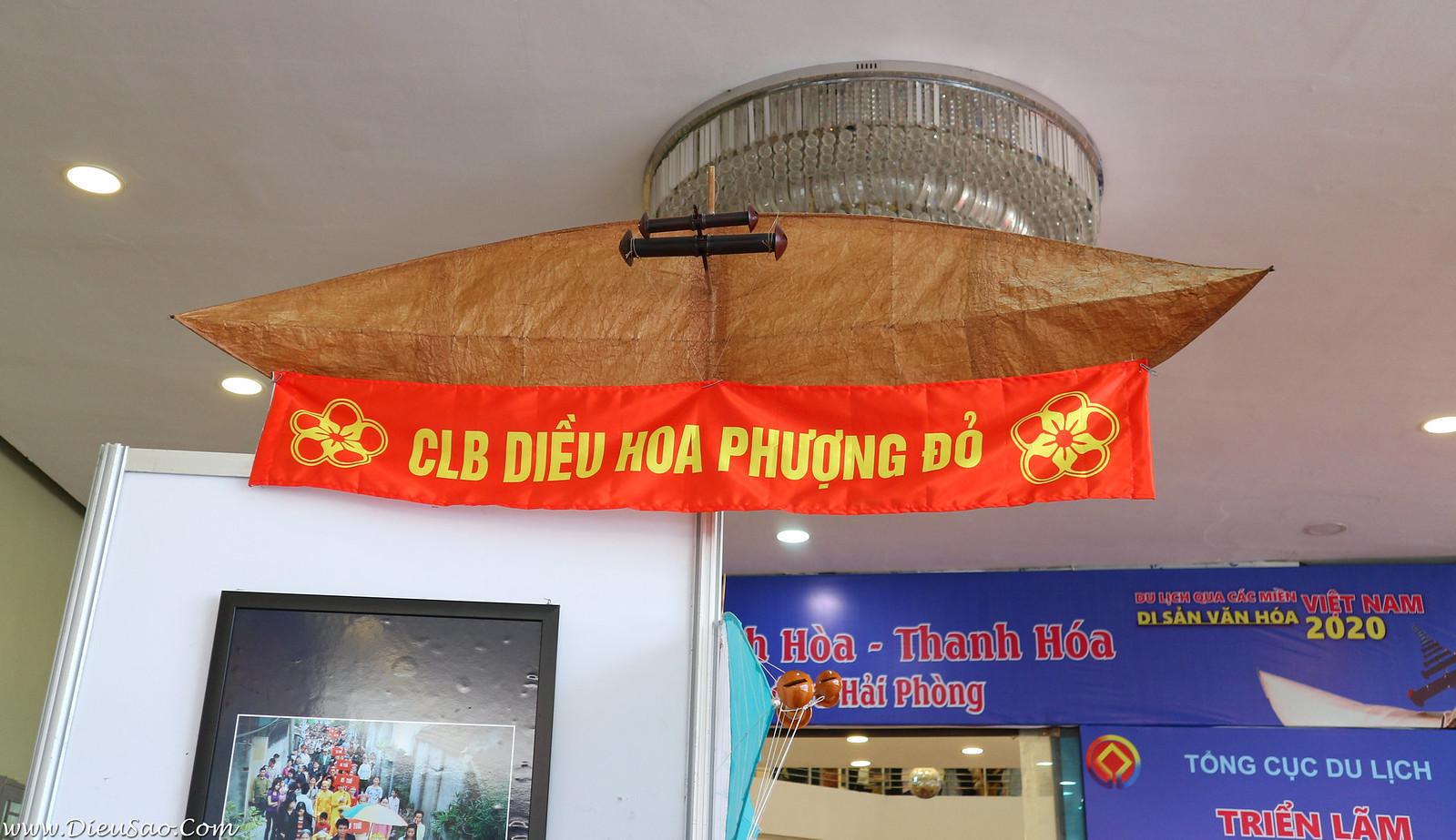 CLB Dieu Hoa Phuong Do tai Trien lam canh dieu di san