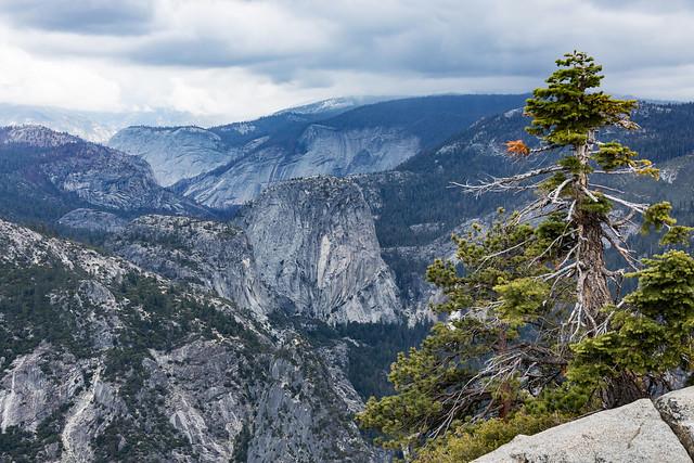 Glacier Point Yosemite Park