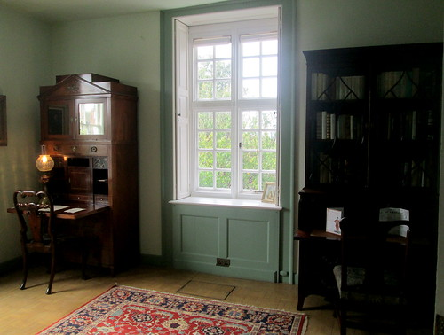 Window and Furniture In Lamb House, Rye