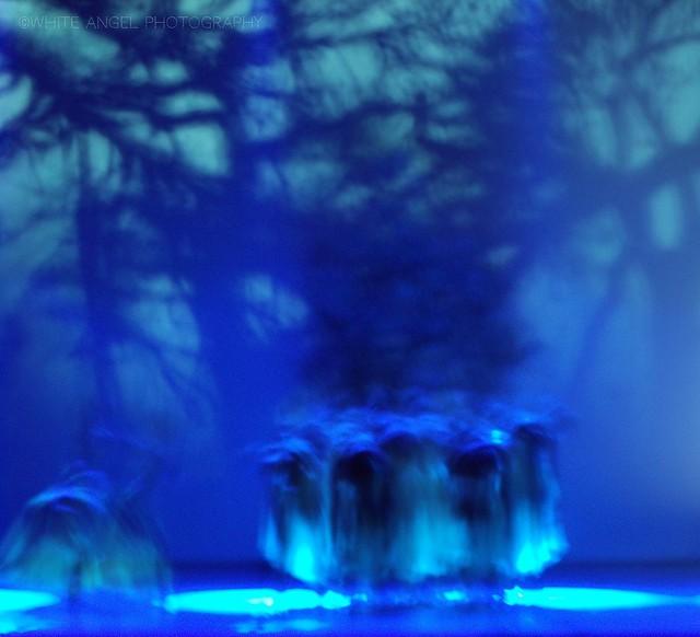 Ballet: The Phoenix, Teatro Gentile, Fabriano - Marche Region - 06.09.2014