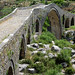"Mesi Bridge (Albanian:  Ura e Mesit ""The bridge in the middle"") Near the Village of Mesi in North Albania"