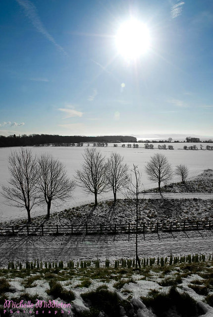 Ferriby and Melton in snow 4