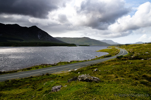 Lough Inagh | by Station Studios