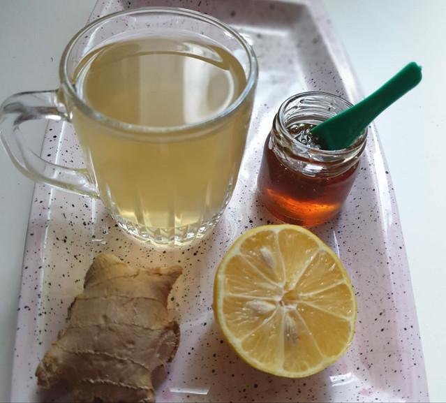 ballı kış çayı