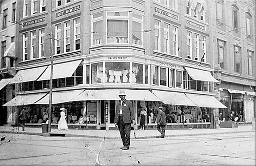 Kemp Dry Goods, Frederick, Maryland, Circa 1910 | by lisby1