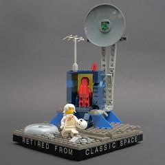 Retired from Classic Space #BB2020 #BrickingBavaria