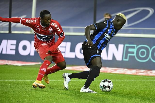 Club-KV Kortrijk 21-11-2020