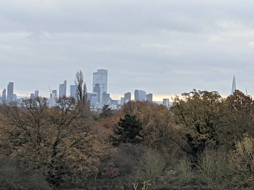 London from Hampstead Heath | by Dave Cross