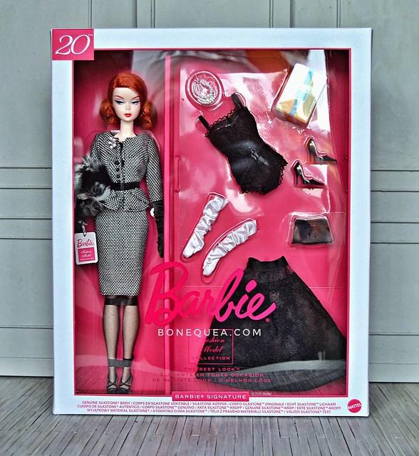 Barbie Silkstone The Best Look