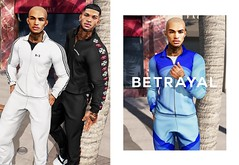 Dries Tracksuit @ Men Only Monthly (MOM)