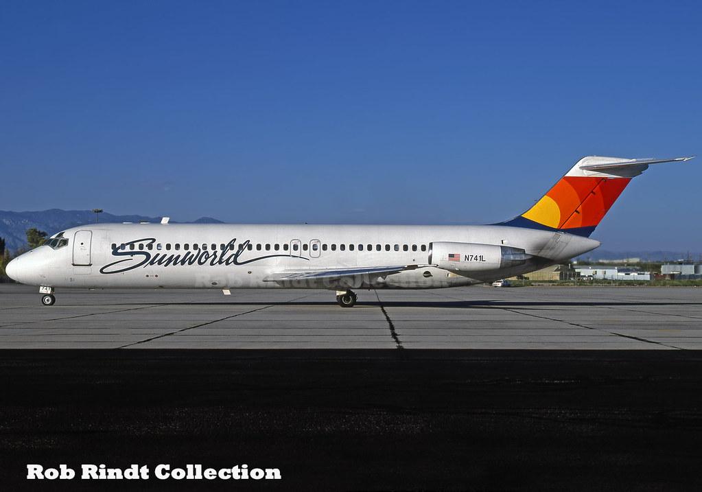 Sunworld DC-9-31 N741L