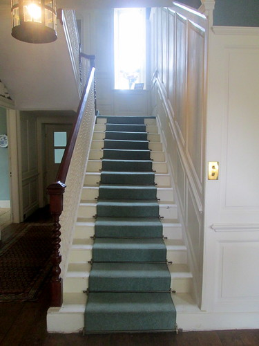 Staircase, Lamb House, Rye