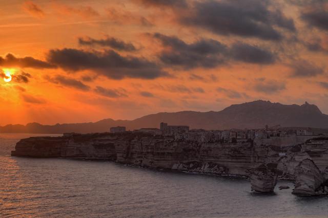 Sunset Bonifacio