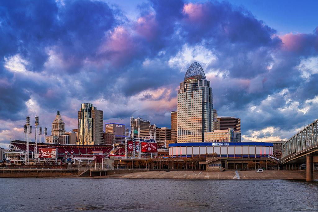 Cincinnati on the Ohio