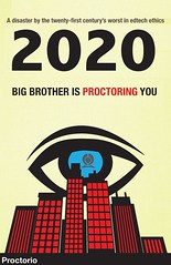 Big Brother is Proctoring You