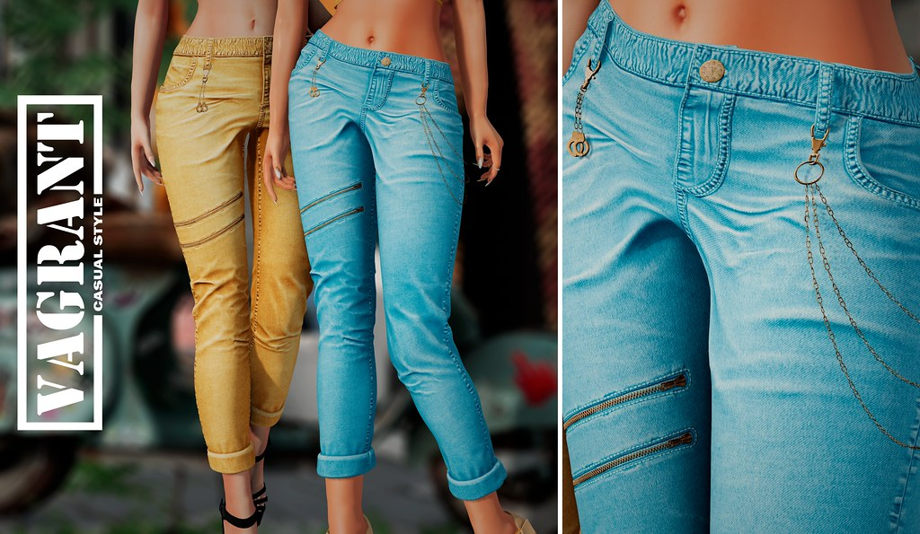 -[ vagrant ]- Henriette Jeans @Shiny Shabby and FB GIVEAWAY