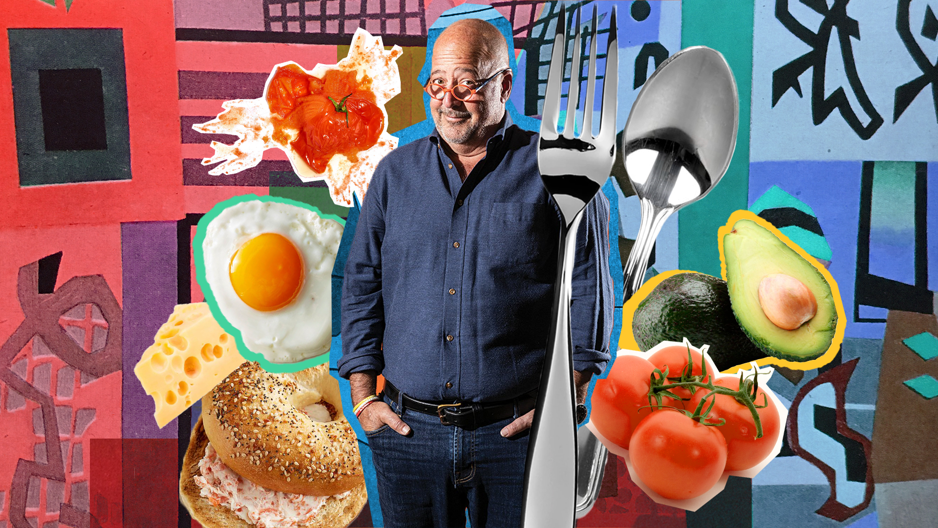 Growing pains and hunger pangs: Andrew Zimmern discusses food, politics, and COVID-19 at UD