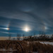 Moondogs Around the Waxing Moon