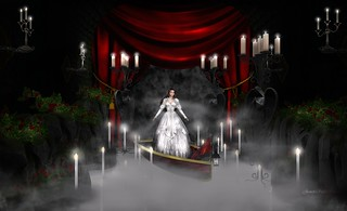 """""""CONTEST ENTRY"""" Come Into My World - THE PHANTOM OF THE OPERA"""
