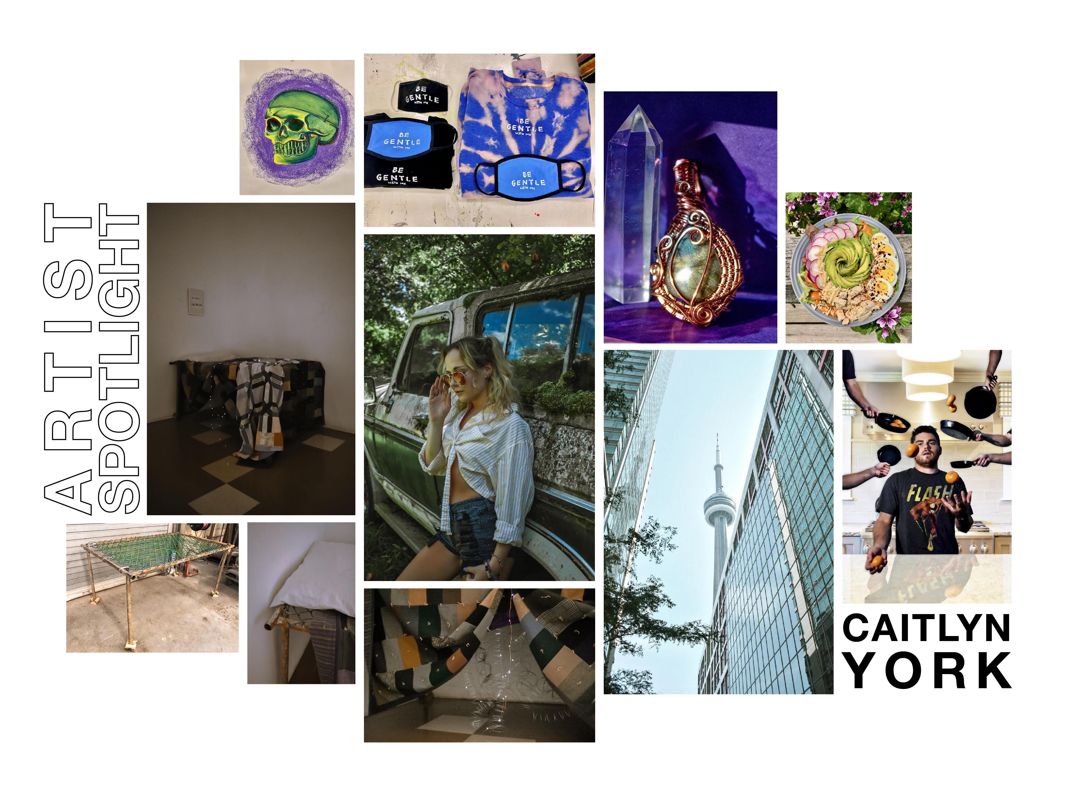 Artist Spotlight: Caitlyn York