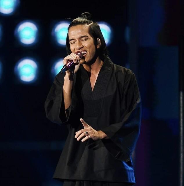 Lagu HATI Hael Husaini Dijulang Lagu Terbaik SFMM35
