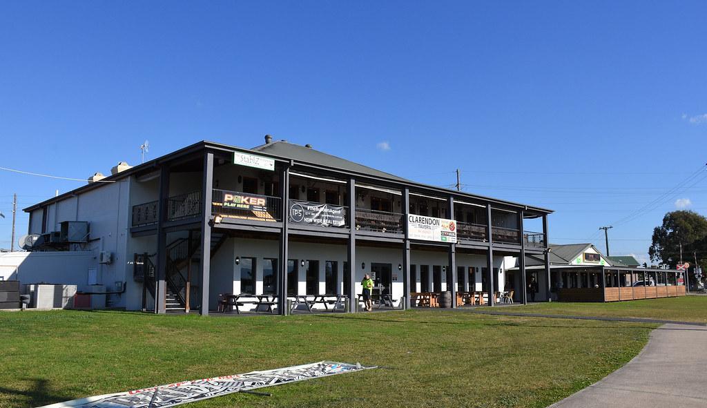 Clarendon Tavern, Clarendon, Sydney, NSW.