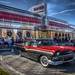 Sunliner Diner and 1957 Ford Fairlane