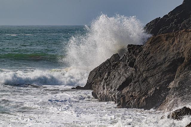 Rodeo Cove, Marin Headlands 1
