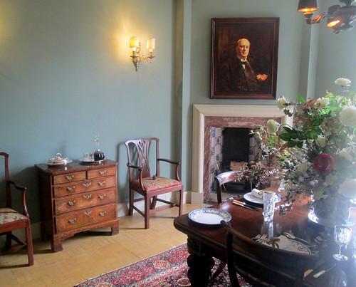 Room, Lamb House, Rye