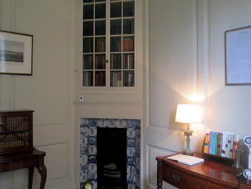 Lamb House, Rye, Study