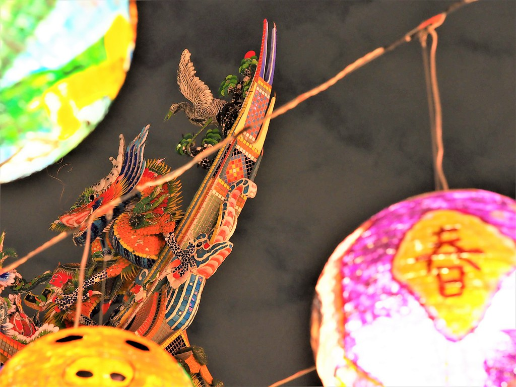 台南中西區普濟殿燈會 (13)