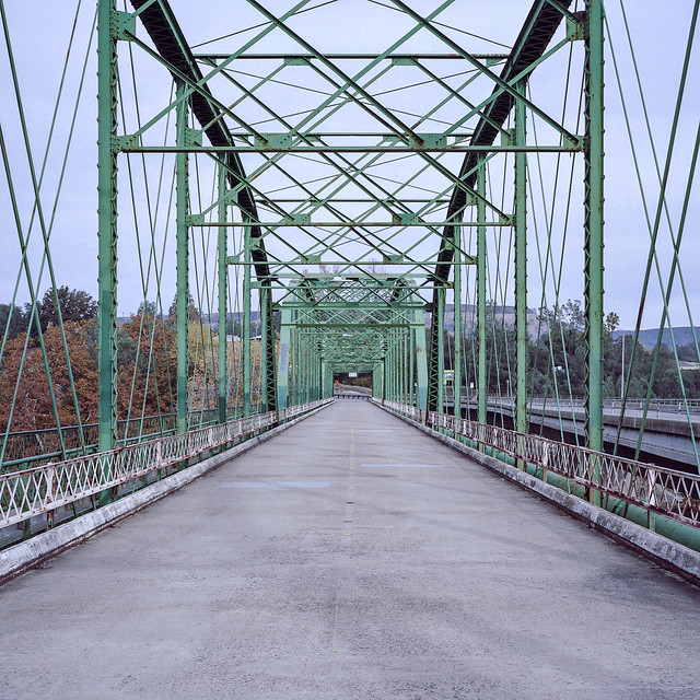 old table mountain bridge. oroville, ca. 2015.