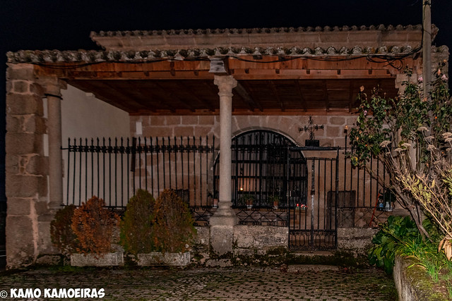 ermita de la santa, aldeadavila de la ribera