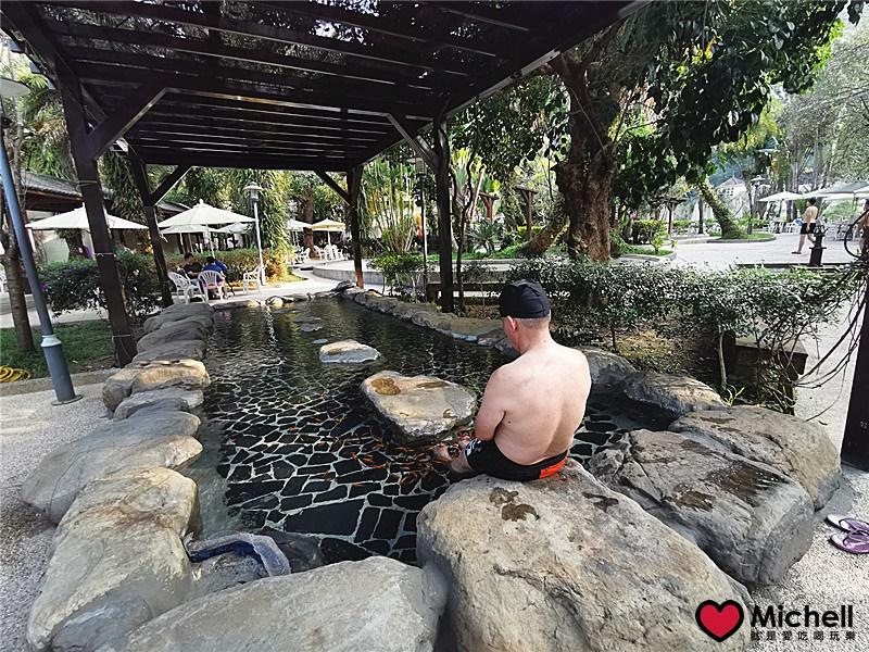 新竹尖石鄉-會來溫泉