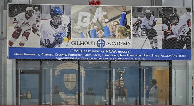 Hockey vs St Ed's
