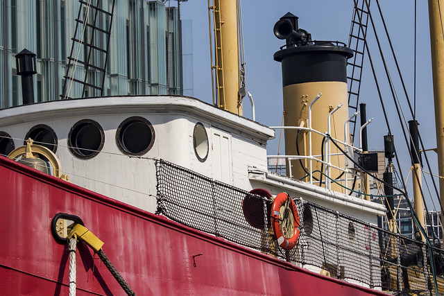 The Lightship Ambrose