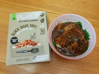 Plantitude Black Bean Tofu