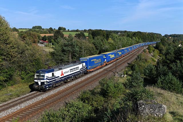 Railpool / Retrack 193 811