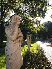 Parque Lezama, Buenos Aires.