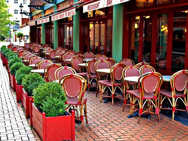 Restaurant society in Birmingham