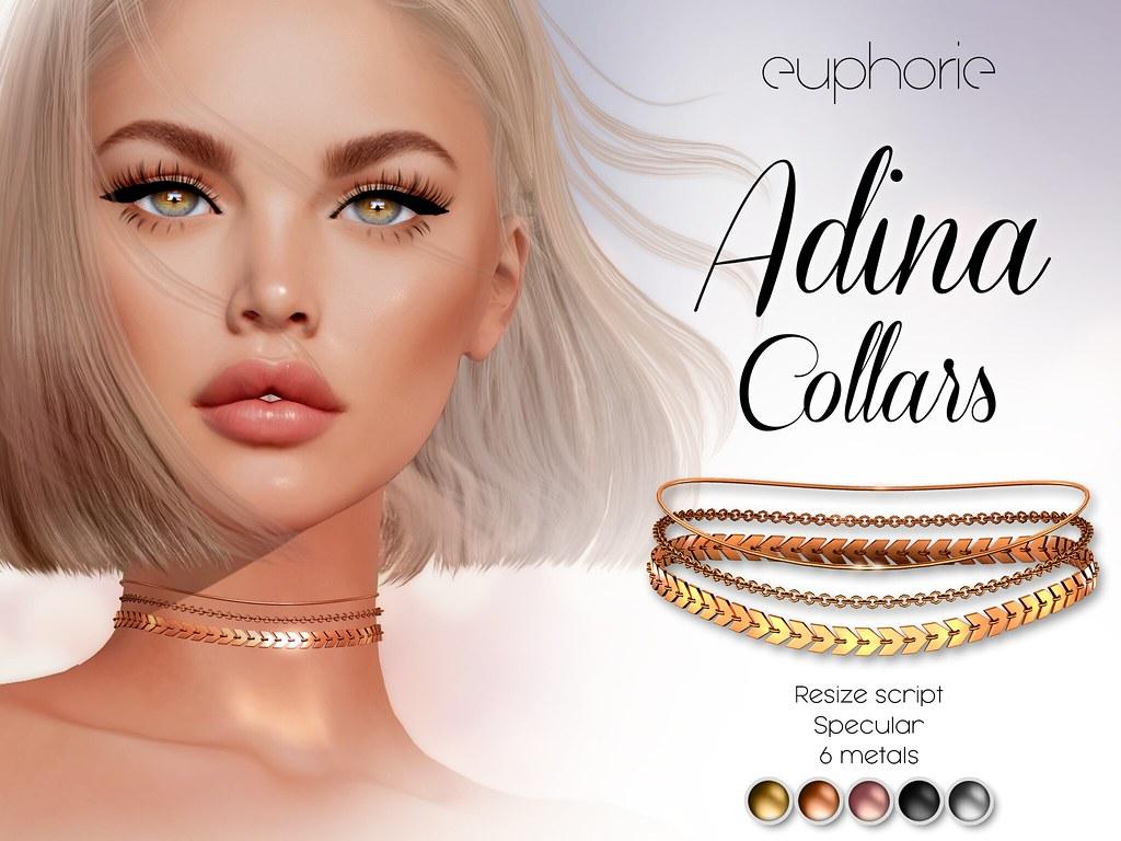 Euphorie - Adina Collars