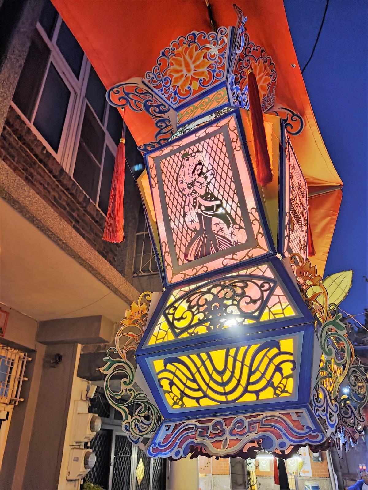 台南中西區普濟殿燈會 (14)