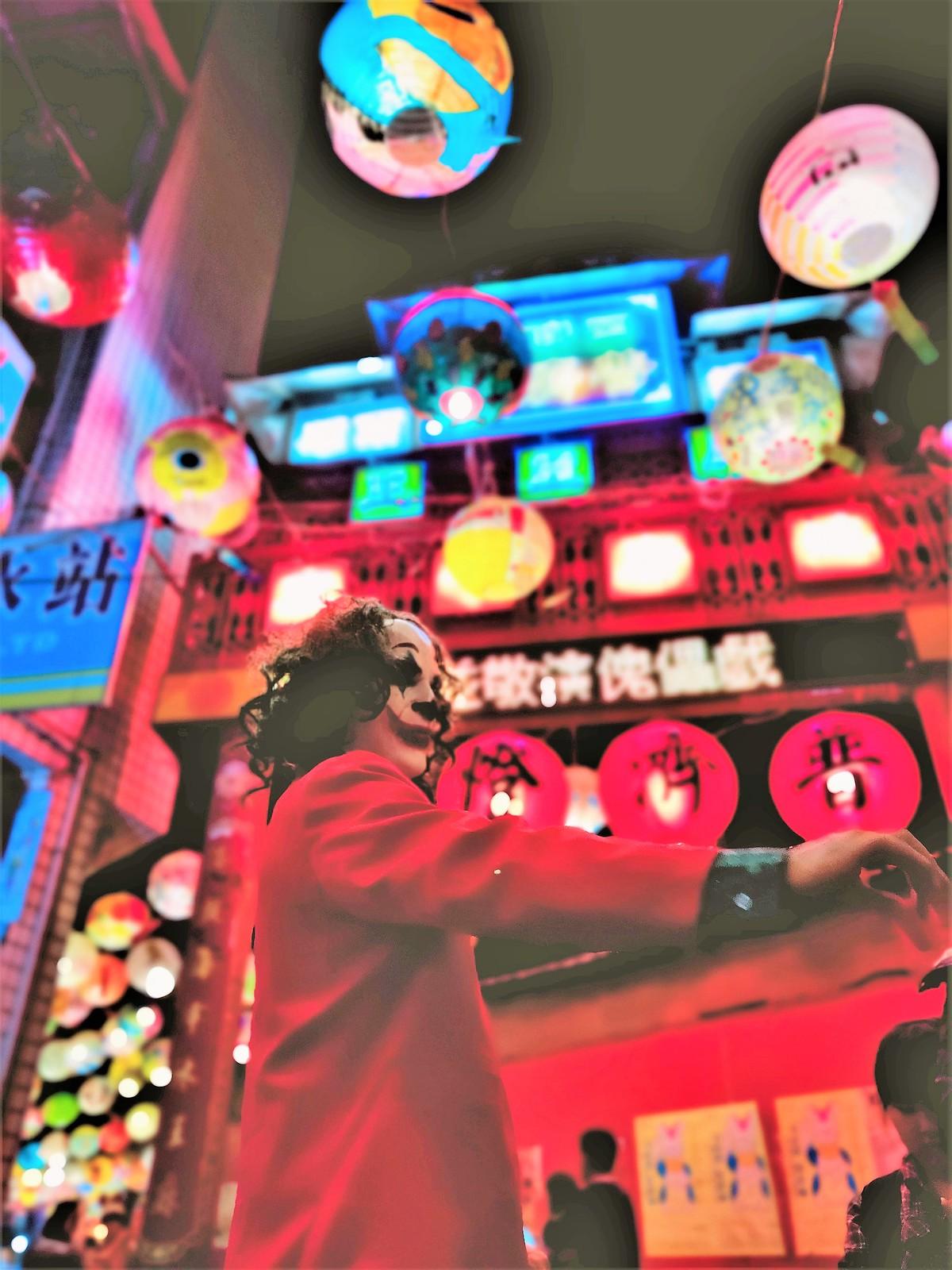 台南中西區普濟殿燈會 (8)
