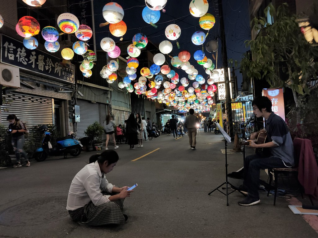 台南中西區普濟殿燈會 (6)