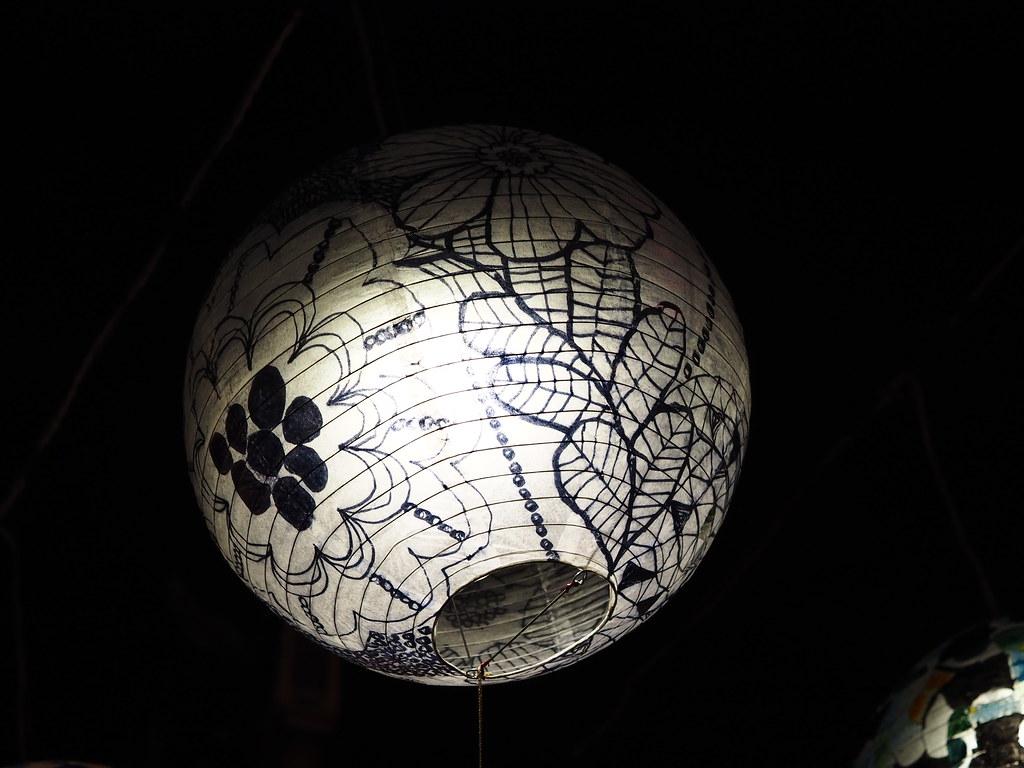 台南中西區普濟殿燈會 (5)