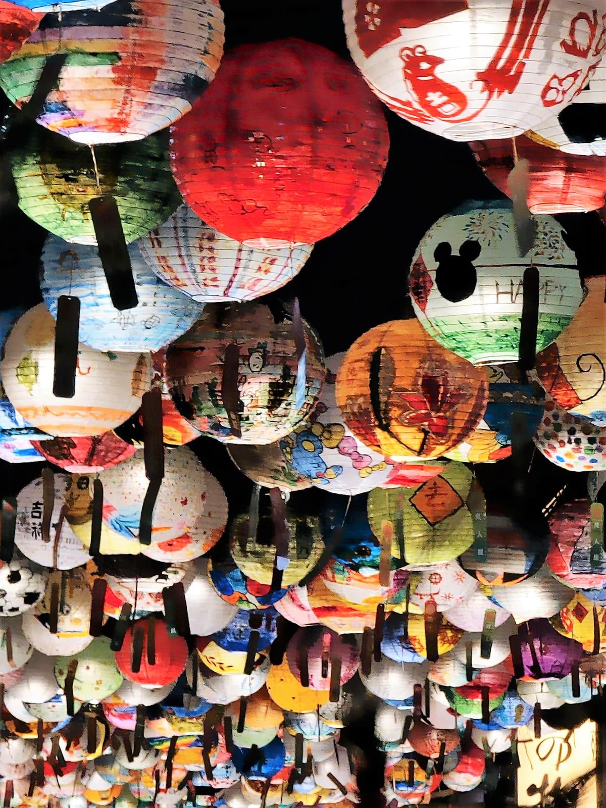 台南中西區普濟殿燈會 (3)