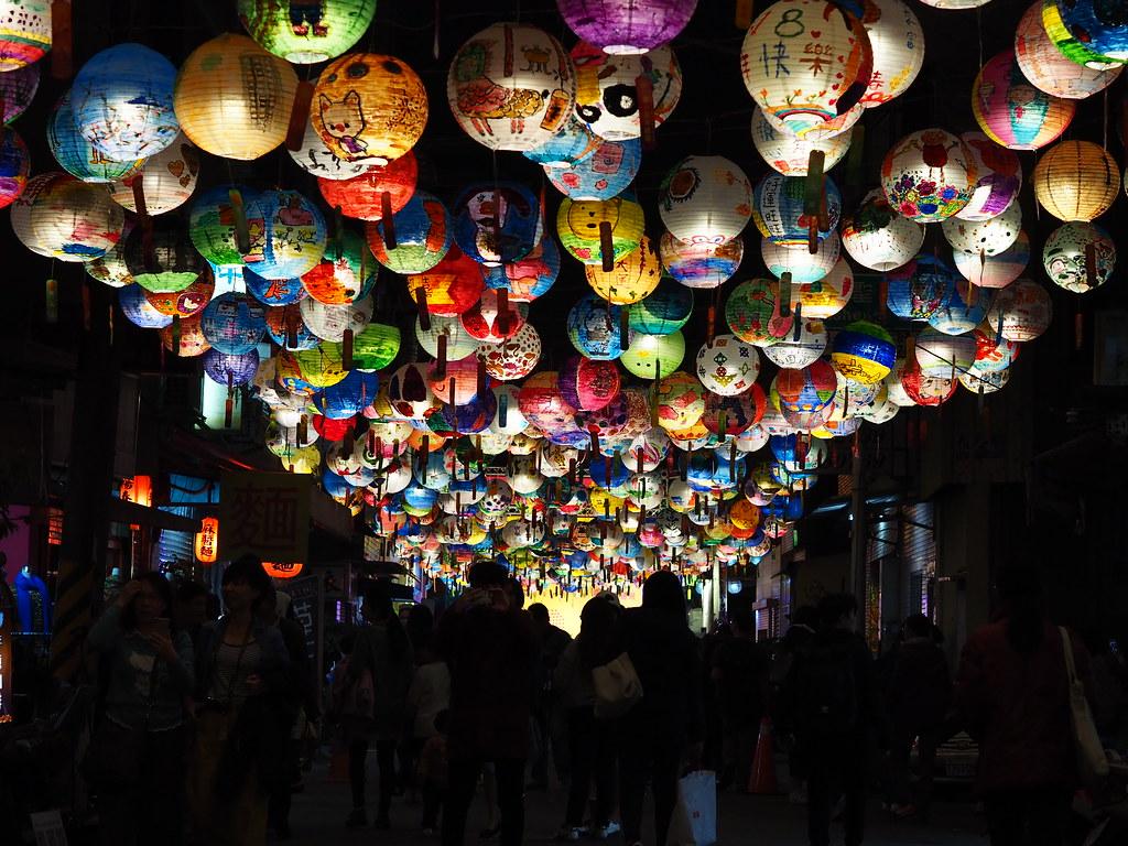 台南中西區普濟殿燈會 (2)